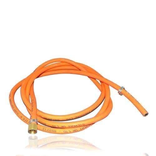 High pressure hose c/w swivel